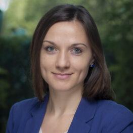 Researcher Christine Bender
