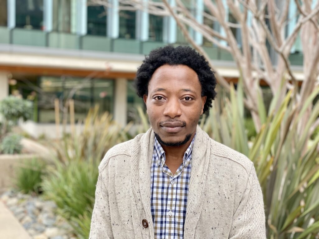 Dr. Jermaine Khumalo. Image courtesy of Jenna Hambrick, La Jolla Institute for Immunology