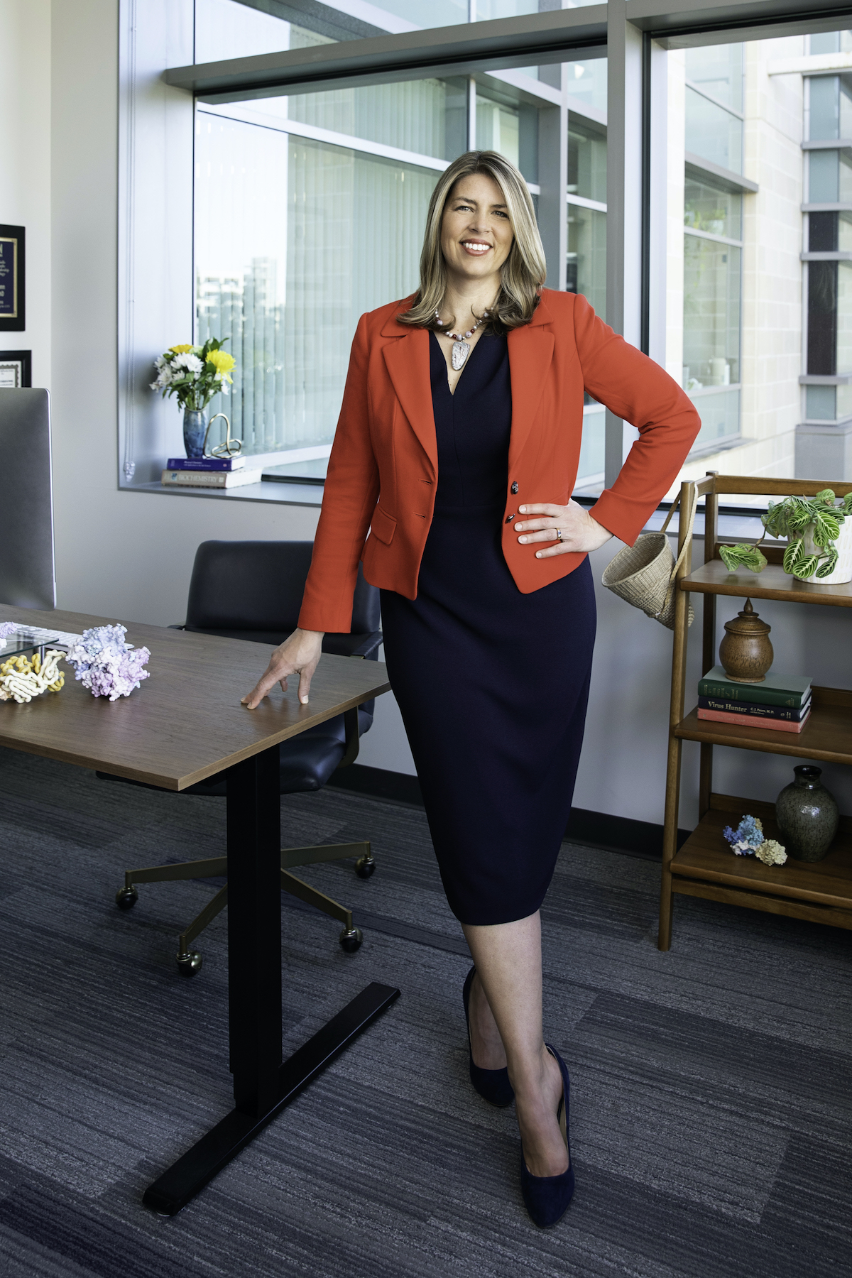 Dr. Erica Ollmann Saphire (Credit: Jenny Siegwart)