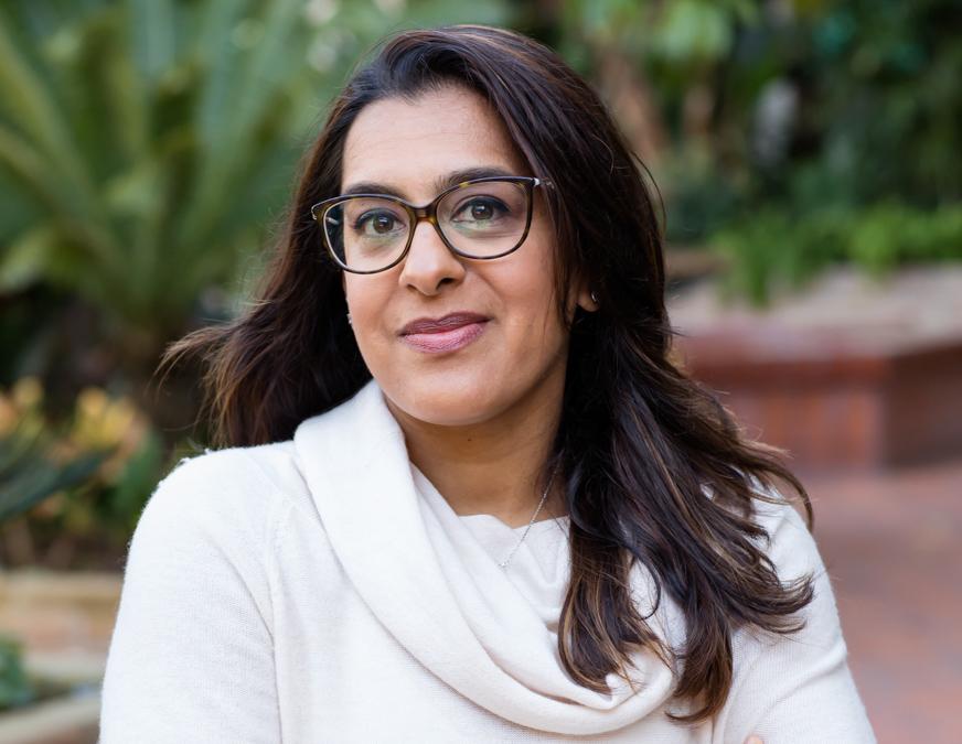 Sonia Sharma, Ph.D.